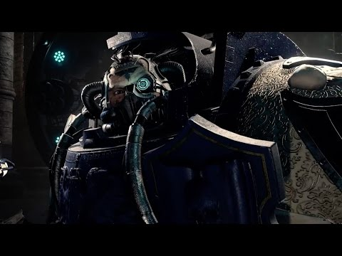 17 Minutes of the Space Hulk: Deathwing Solo Campaign Gameplay - UCGZXYc32ri4D0gSLPf2pZXQ