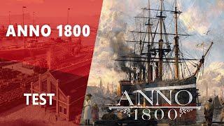 Vidéo-Test : TEST | Anno 1800 - Retour réussi ?