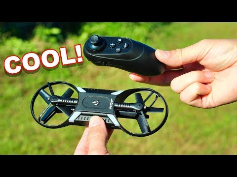 Transforming Pocket Camera Drone - Flies With One Hand - Helifar H816 - TheRcSaylors - UCYWhRC3xtD_acDIZdr53huA