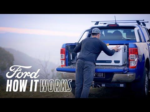 Cum să fixați o încărcătură folosind punctele de ancorare | Ford Ranger | Ford Romania