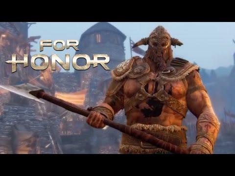 For Honor: The Raider - Viking Gameplay Trailer - UCbu2SsF-Or3Rsn3NxqODImw