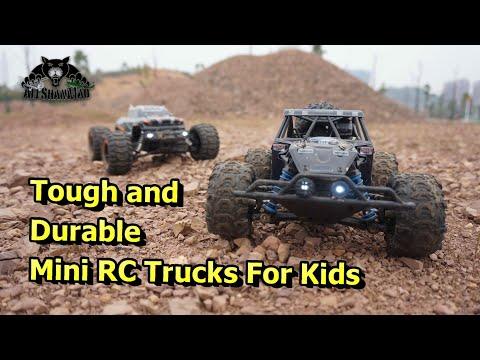 Best Electric 4WD off road Mini RC Trucks for Kids - UCsFctXdFnbeoKpLefdEloEQ