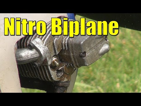 Tim's very old nitro RC bi-plane - WIN or FAIL ? - UCQ2sg7vS7JkxKwtZuFZzn-g