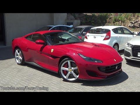 Lanzamiento en Chile del Ferrari Portofino