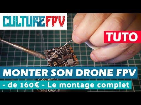 Monter son drone racer FPV pour 160€ de A à Z | Montage complet | Part 2 - UC8EZHCHO0cHkTERtUDb1nkg
