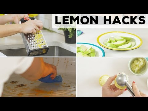 4 Surprising Things to Do with Lemons | Food Network
