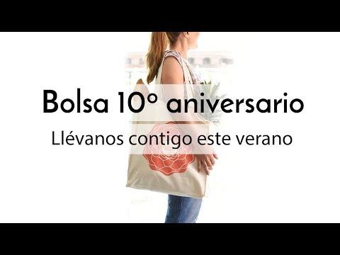 Ya está aquí la bolsa 10º aniversario