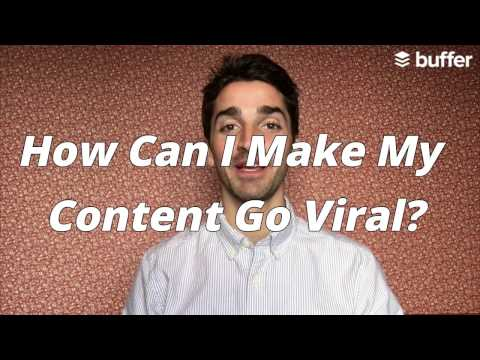 Consistency vs Virality on Social Media - Which Strategy Creates Success?