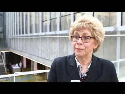 Juryns ordförande Boel Westin om 2016 års pristagare Meg Rosoff