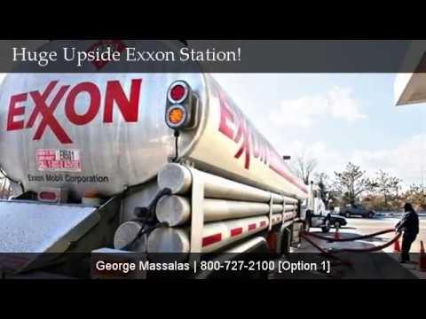 Huge Upside Remodeled Exxon Station!