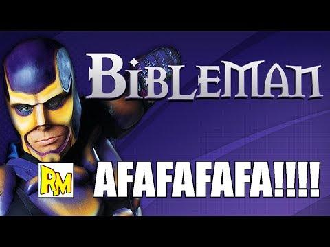 Retro Hostia #4: Bibleman: A fight for faith