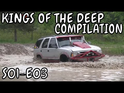 KINGS OF THE DEEP - MUDDING COMPILATION - VOL 03