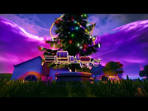 Where Is The Summer Block Party Fortnite