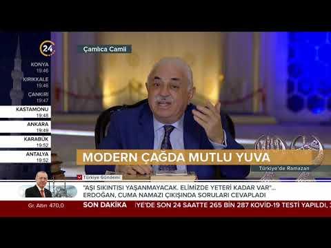 Türkiye'de Ramazan – 30 04 2021