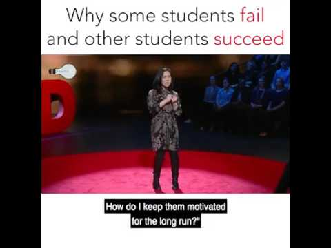 Angela Lee Duckworth, a teacher turned psychologist