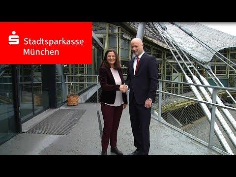 Olympiapark neuer Sponsoringpartner der Stadtsparkasse München