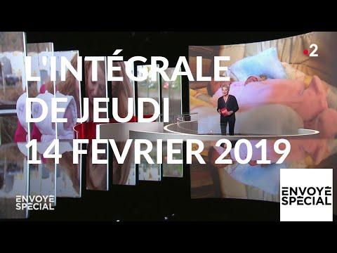 nouvel ordre mondial | Envoyé spécial de jeudi 14 février 2019 (France 2)
