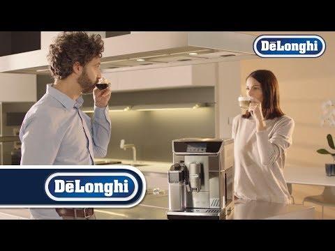 Cafeteras Superautomáticas De'Longhi | Disfruta del auténtico café recién molido