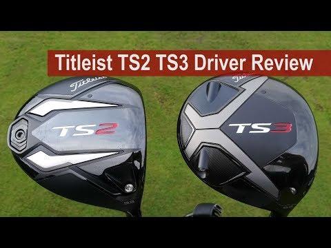 Titleist TS2 v TS3 v 917F Fairway Review by Golfalot | f