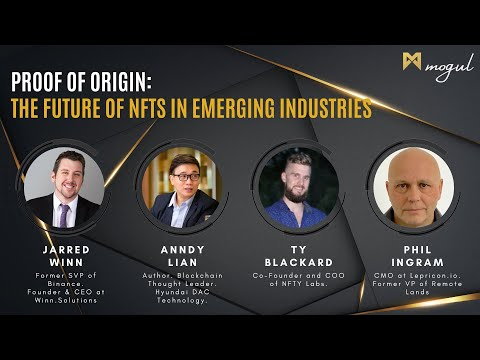Proof of Origin: The Future of NFTs in Emerging Industries