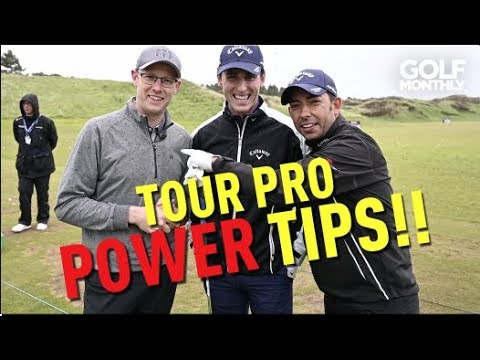 Tour Pro Power Tips!! Project 175: Part 4 I Golf Monthly