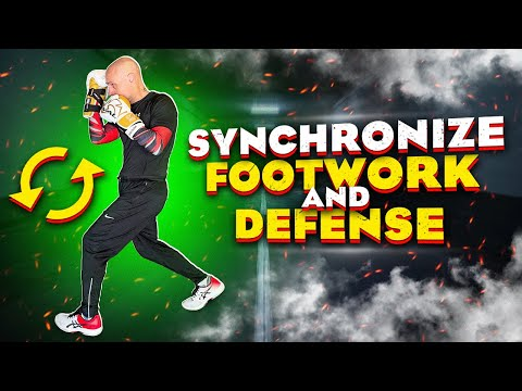 Most Important Boxing Defense and Footwork Drill You Need