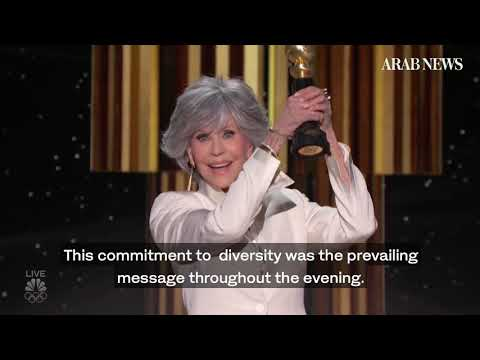 Heartfelt moments, technical mishaps at the Golden Globes