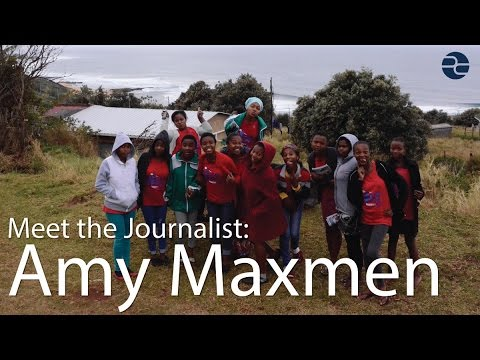 Meet the Journalist: Amy Maxmen