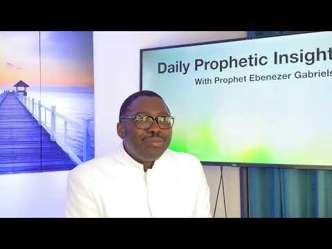 Prophetic  Insight  Jul 16th, 2021