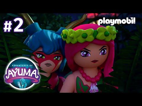Adventures of Ayuma Folge 2 I Deutsch I PLAYMOBIL Serie für Kinder