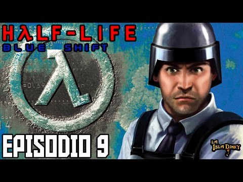 Half Life: Blue Shift - Episodio 9 - PC - 2001 - Gearbox Soft. - Walkthrough Español -