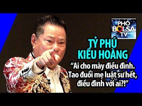 Tỷ phú Kiều Hoàng khẳng định không điều đình vụ kiện báo Người Việt, đài BBC, nb Trần Nhật Phong