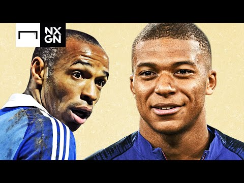 Will Kylian Mbappe become one of the best players of all-time?   Level Up