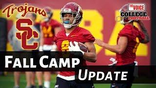 USC Trojans Fall Camp Update