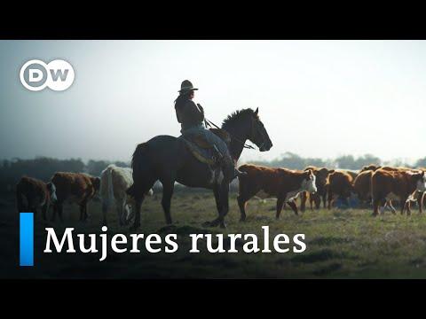 Mujeres rurales: La fuerza de Uruguay