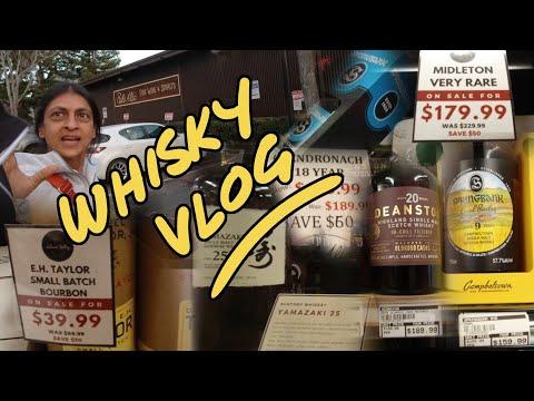 Palo Alto Fine Wines - Whisky Vlog - UC8SRb1OrmX2xhb6eEBASHjg