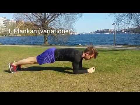 Dialect Hälsomånad 2014 - Kroppsövningar 2