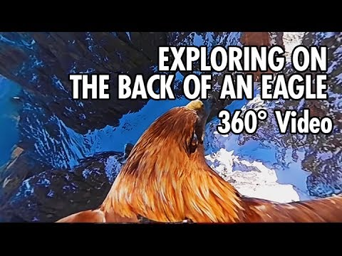 Exploring the Dolomites from an Eagle's Point of View in 360 (4K) - UCblfuW_4rakIf2h6aqANefA