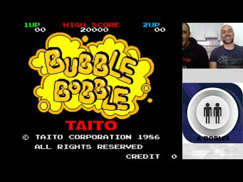 Bubble Bobble // Arcade // RETRO