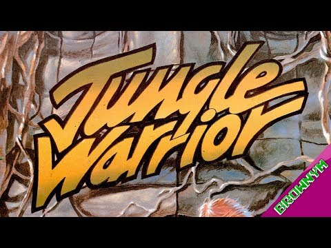 Jungle Warrior (Zigurat -1990) - ZX Spectrum