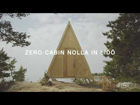 The Zero Vacation is a part of Neste's Zero Island project that looks for different ways to reach zero emissions in Sweden. The vacations take place on the naturally beautiful island of Lidö, where people can enjoy their vacations swimming, staying in the beautiful zero cabin Nolla and sampling delicious dishes from the specially designed, sustainable Zero Menu.