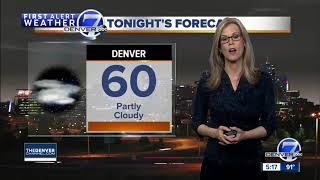 Another day of 90s in Denver as summer settles in