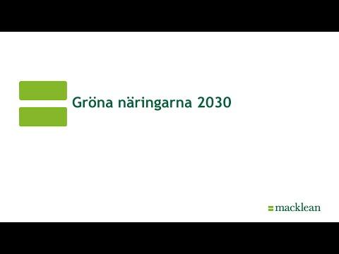2030: Framtiden är grön!
