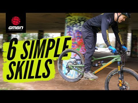 6 Simple Mountain Bike Skills That Will Make You A Better Rider