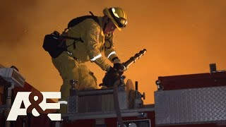 Live Rescue: Airport Wildfire (Season 1) | A&E