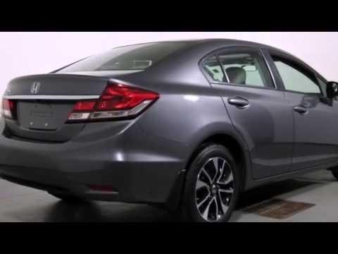 2013 Honda Civic Sdn Cary NC 27511