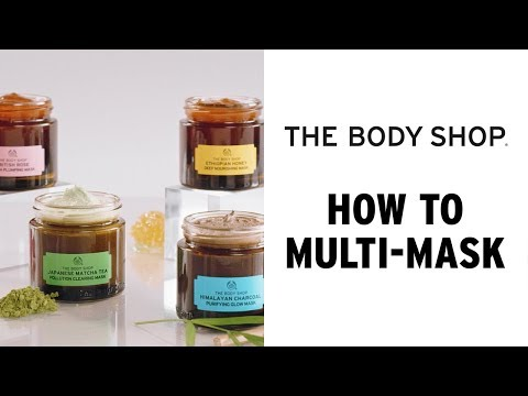 Face Masks: Our Multi-Masking Ritual – The Body Shop
