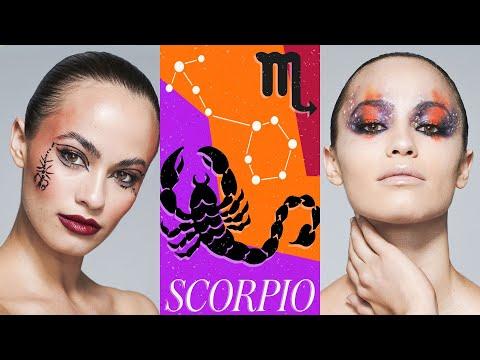 3 Makeup Artists Turn a Model Into The Scorpio Zodiac Sign | Triple Take | Allure