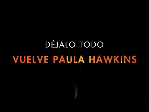 Vidéo de Paula Hawkins