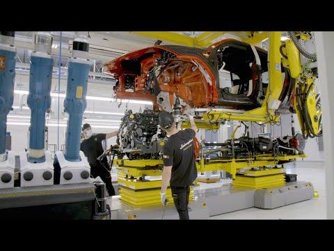 Automobili Lamborghini for #LKDF4INDUSTRY